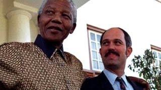 Nelson Mandela's unlikely friendship in prison