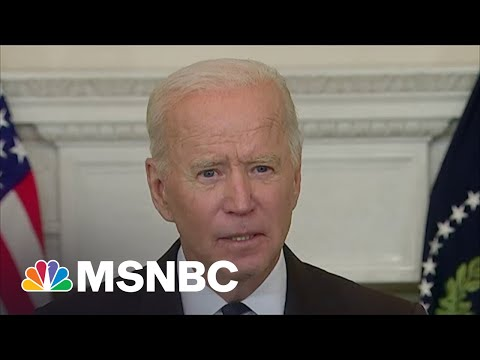 Biden On Vaccine Requirements: 'This Is Not About Freedom Or Personal Choice'