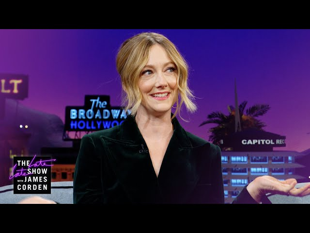 Judy Greer Is Coming Out of a New Orleans Fog