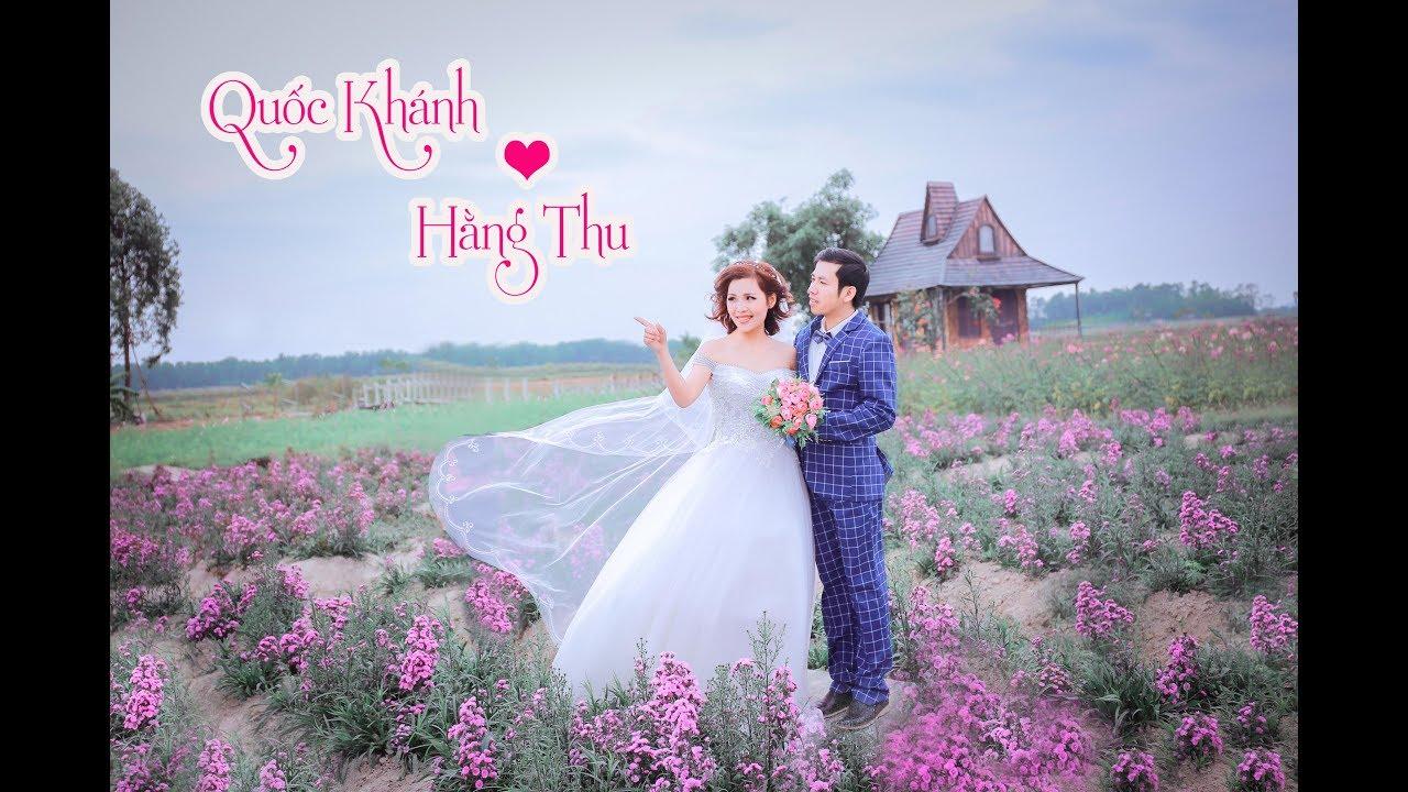 AocuoiNhuSon Album ảnh cưới Quốc Khánh - Hằng Thu ( phim trường đa mai - Rose Garden ) Bắc Giang