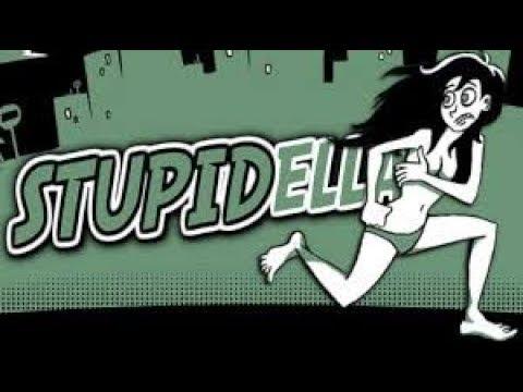 la vieja desnuda stupidella