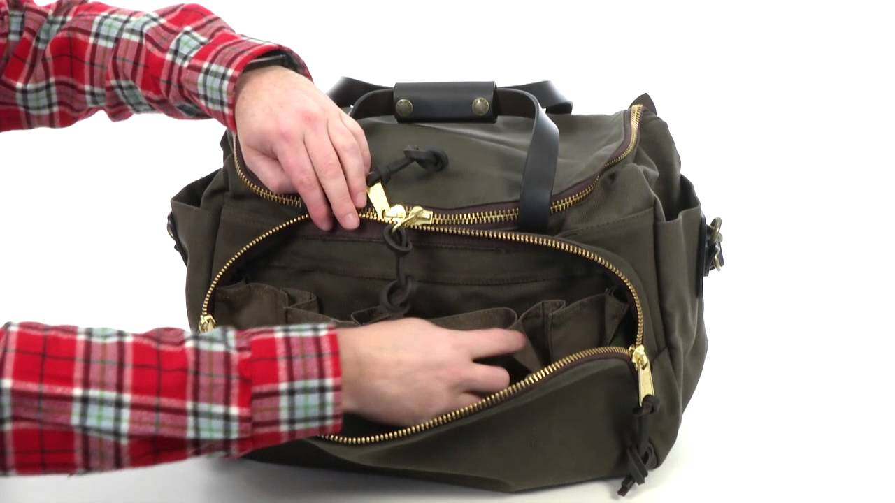 bd108b876076 Filson Sportsman s Bag SKU 8310262 - YouTube