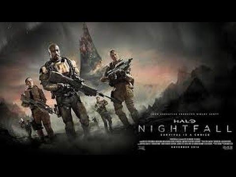 Cuộc Chiến Ngoài Hành Tinh Cuộc Chiến Vũ Trụ Hoàng Hôn Halo Nightfall