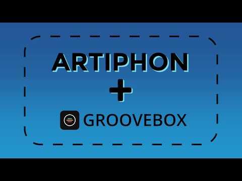 Artiphon + Groovebox (Artiphon Plus Series)