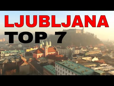 Visit Ljubljana, Slovenia Travel Guide Tour TOP PLACES