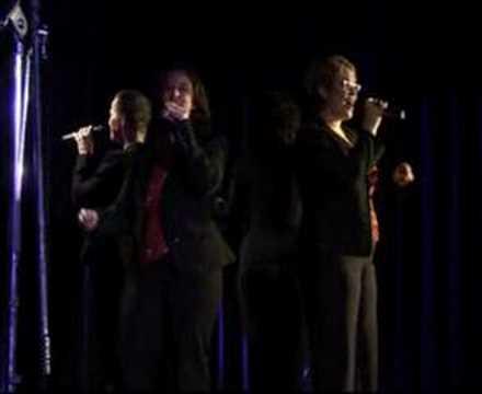 Velvet Voices Live - JAVA JIVE