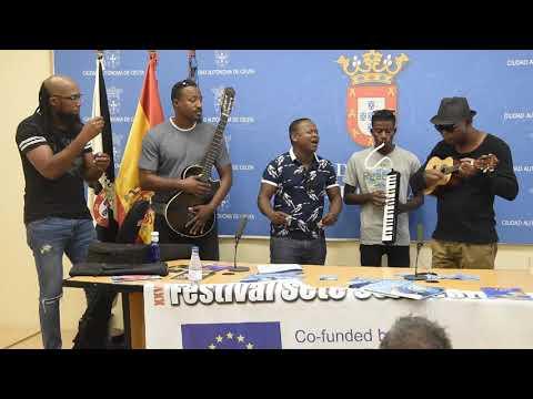7 Luas Maio Band, en Ceuta