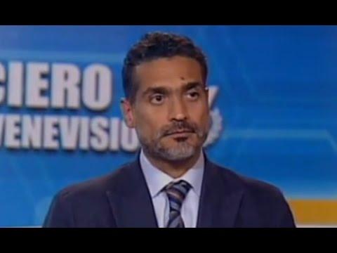 Entrevista Venevisión: Juan Carlos Gutiérrez, abogado de Leopoldo López