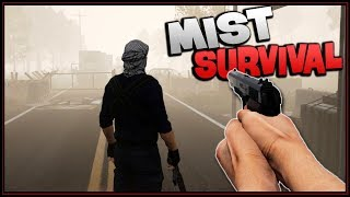 BANDIT Ambush at TOP SECRET BUNKER? - Mist Survival Gameplay EP 3