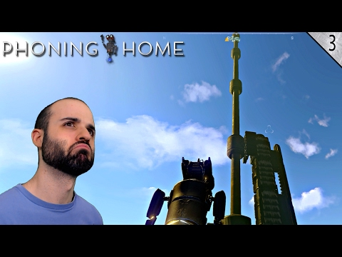 PHONING HOME #3 | LAS TORRES DE RADIO | Gameplay Español