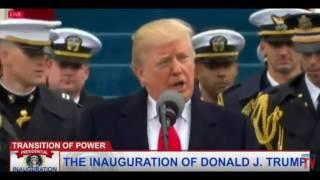 President Donald J.Trump Inaugral Address: