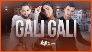 Gali Gali - Neha Kakkar | FitDance Channel (Choreography) Dance Video