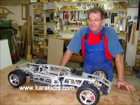 rc cars racing models 1 4 scale kostas karakidis model. Black Bedroom Furniture Sets. Home Design Ideas