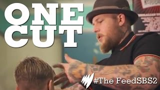One Cut Barber Tommy J I The Feed
