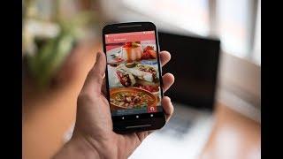 """Мобильное приложение """"Мои любимые рецепты"""" от wowfood.club"""