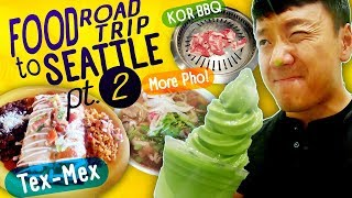 Download Seattle Move Part 2! TEX MEX & All You Can Eat Korean BBQ Mp3 and Videos