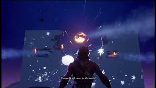 *New* Fortnite Season 4 Meteor Scene+All New Skins and Features!