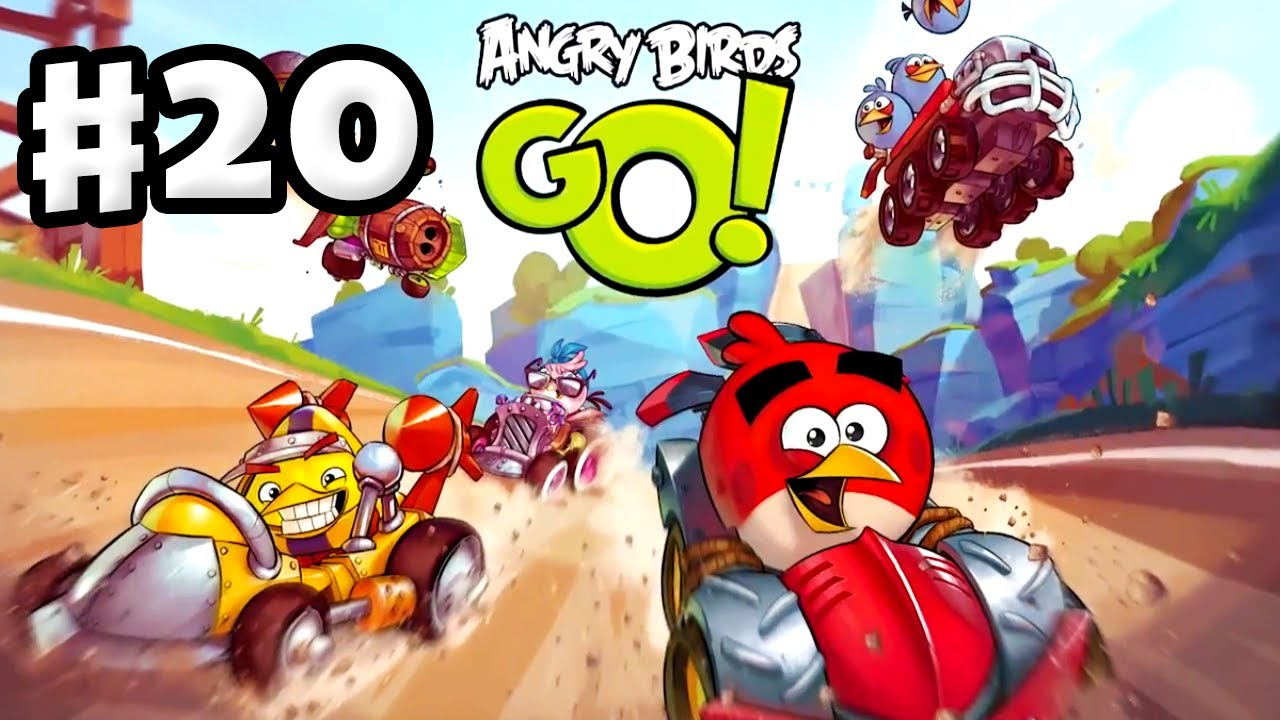Angry Birds Go! Gameplay Walkthrough Part 20