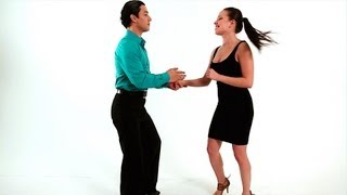 How to Do the Texas Tommy | Merengue Dance