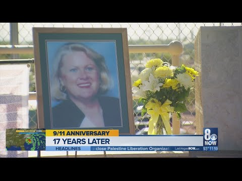 Las Vegas 9/11 event honors local teacher