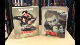 Ronin: 4K Restoration BLU RAY UNBOXING + Review - Arrow Video