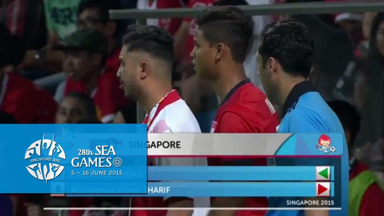 Video: U23 Philippines vs U23 Singapore