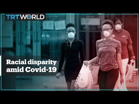Coronavirus exposes racial disparity in the US