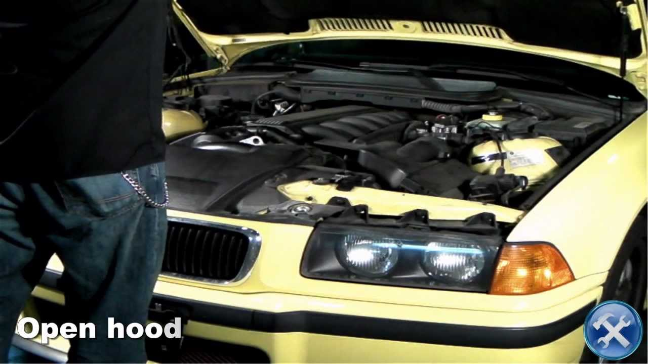 maxresdefault specdtuning installation video 1992 1998 bmw 3 series fog ZKW Fog Light Wiring Harness at aneh.co