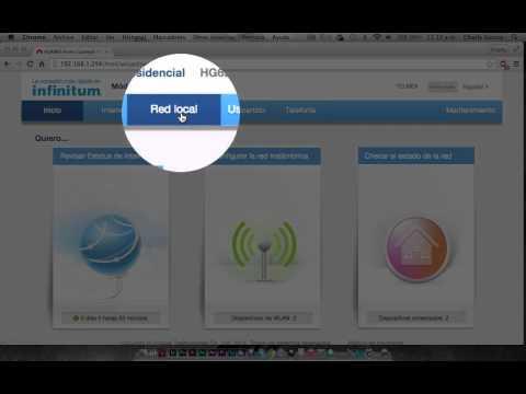 bloqueo de usuarios modem telmex huawei hg658d