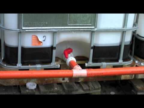 Irrigare l 39 orto con l 39 acqua piovana 3 cisterne per la for Irrigazione a caduta