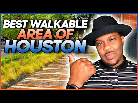 Best areas to live in Houston   Midtown [Full Vlog Tour]