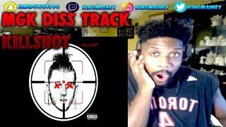(MGK DISSTRACK) KILLSHOT [Official Audio] REACTION!!
