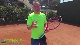 How To Play Tennis On Clay Courts