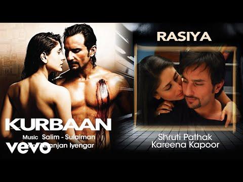 Rasiya   Audio Song  Kurbaan Salim Sulaiman