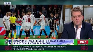 After Foot du mercredi 21/02 – Partie 1/4 - Débrief de Séville FC/Manchester United (0-0)