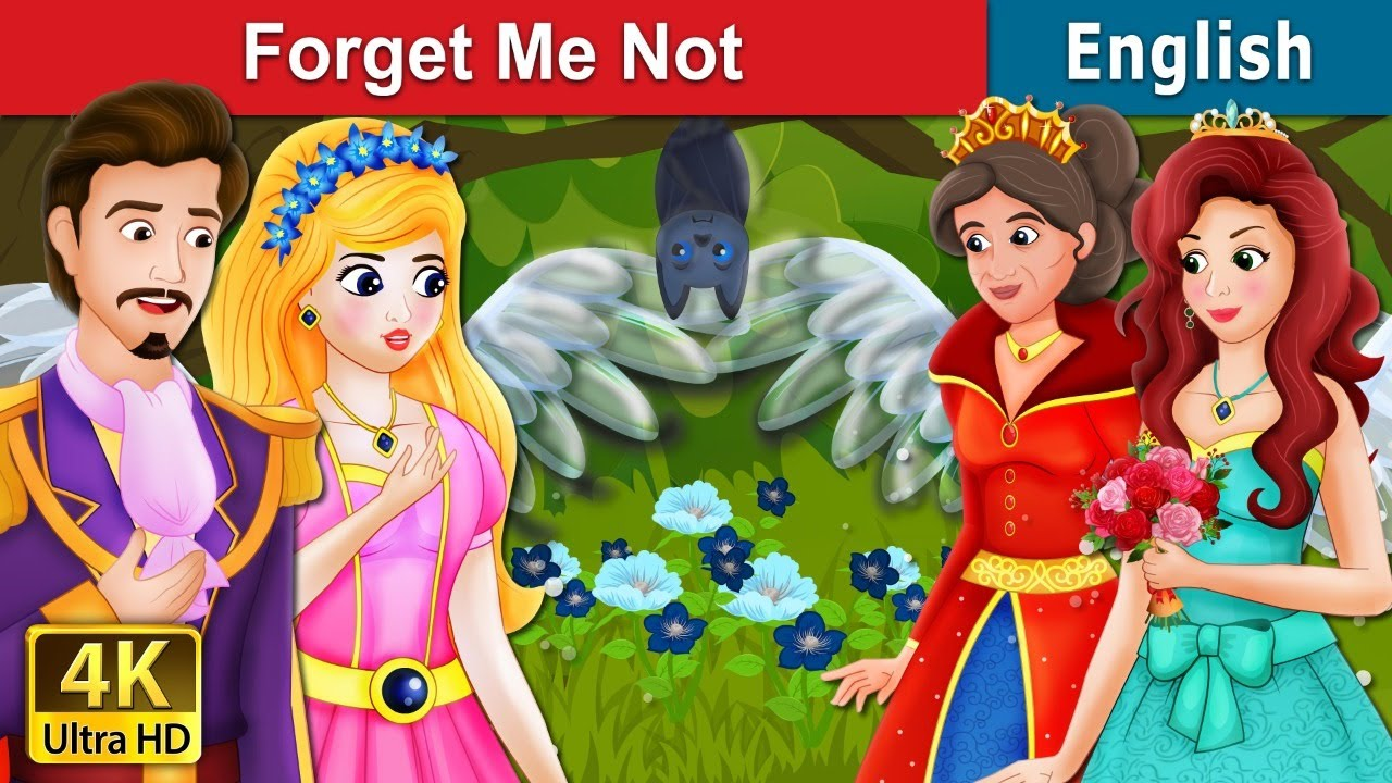 Download Forget Me Not Story in English | Stories for Teenagers | English Fairy Tales