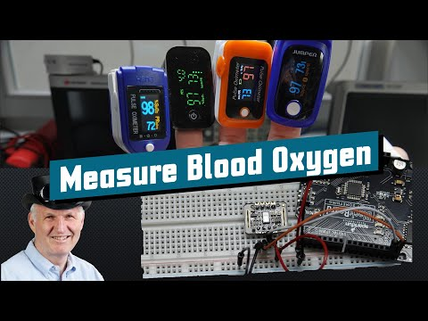 #316 Pulse Oximeter Test, Function, And Usage