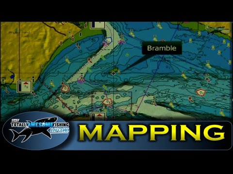 How to use Insight Genesis with Lowrance HDS 7   TAFishing Show