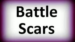 Guy Sebastian & Lupe Fiasco - Battle Scars (Official Lyrics)