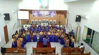 klabat adventist academy choir feat voice of life psalm 139