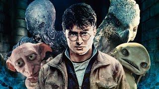 Гарри Поттер. ВСЕ ТВАРИ из фильмов