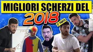 I Migliori Scherzi del 2018 - PARTE 3 - [COMPILATION SCHERZI] - IL MEGLIO DI THESHOW 2018