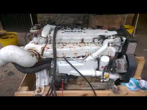 2007 Iveco NEF N67 370hp Marine Diesel Engine