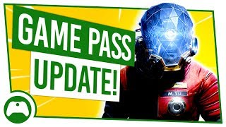 Xbox Game Pass Update | April 2019 | 6 New Games Added