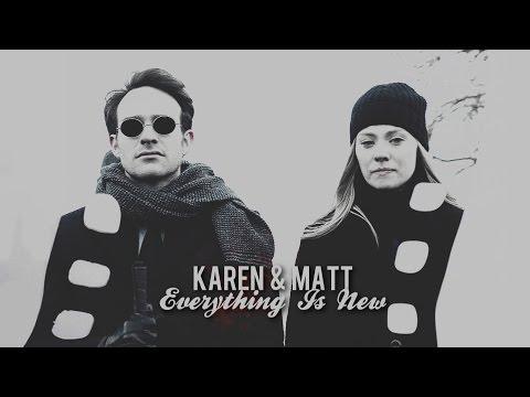 Karen & Matt - Everything Is New