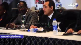 بالفيديو والصور.. توقيع اتفاقية لإنشاء خط 'سكة حديد' بكينيا بحضور وزيرا الاستثمار والصناعة