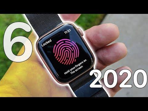Apple Watch Series 6 - Everything We Know So Far! Leaks & WatchOS 7