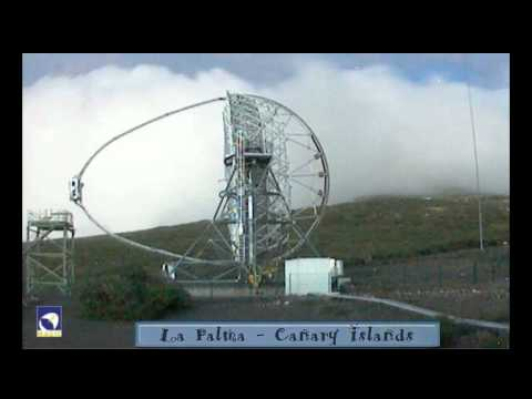 Canary Islands La Palma - Clouds Xtreme - Day and Night - Magick Telescope