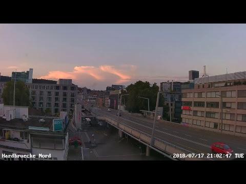 LIVE Zürich Hardbrücke Nord