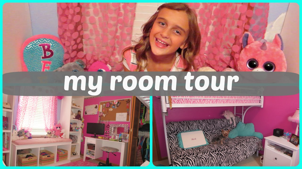 MY ROOM TOUR 2014 YouTube